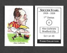 Bradford City Alex Cochrane 6 (FC)